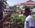 Видео. Афробандеровец и российские туристы. Республика Гана Африка