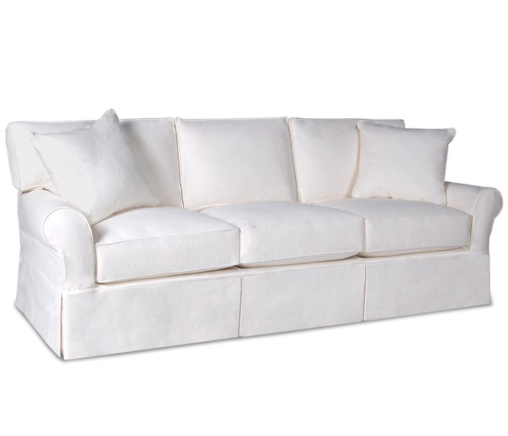 White Sofa Slipcover Online Get Cover Aliexpress Alibaba Group TheSofa