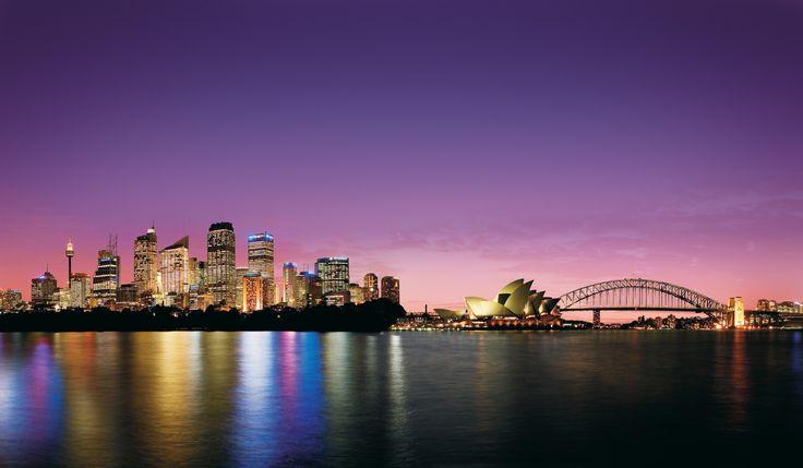 Travel to Beautiful Sydney, Australia with Asia Transpacific Journeys!  www.asiatraspacific.com
