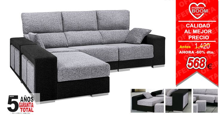 Mejores 61 im genes de muebles calidad boom en pinterest - Sofas muebles boom ...