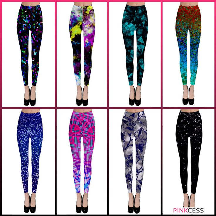 SOLD Winter Leggings! #Pinkcess #Winter #Leggings #fashion #clothing #girls #woman #Style #colors #colorful http://www.pinkcess.com/filter/medusagraphicart