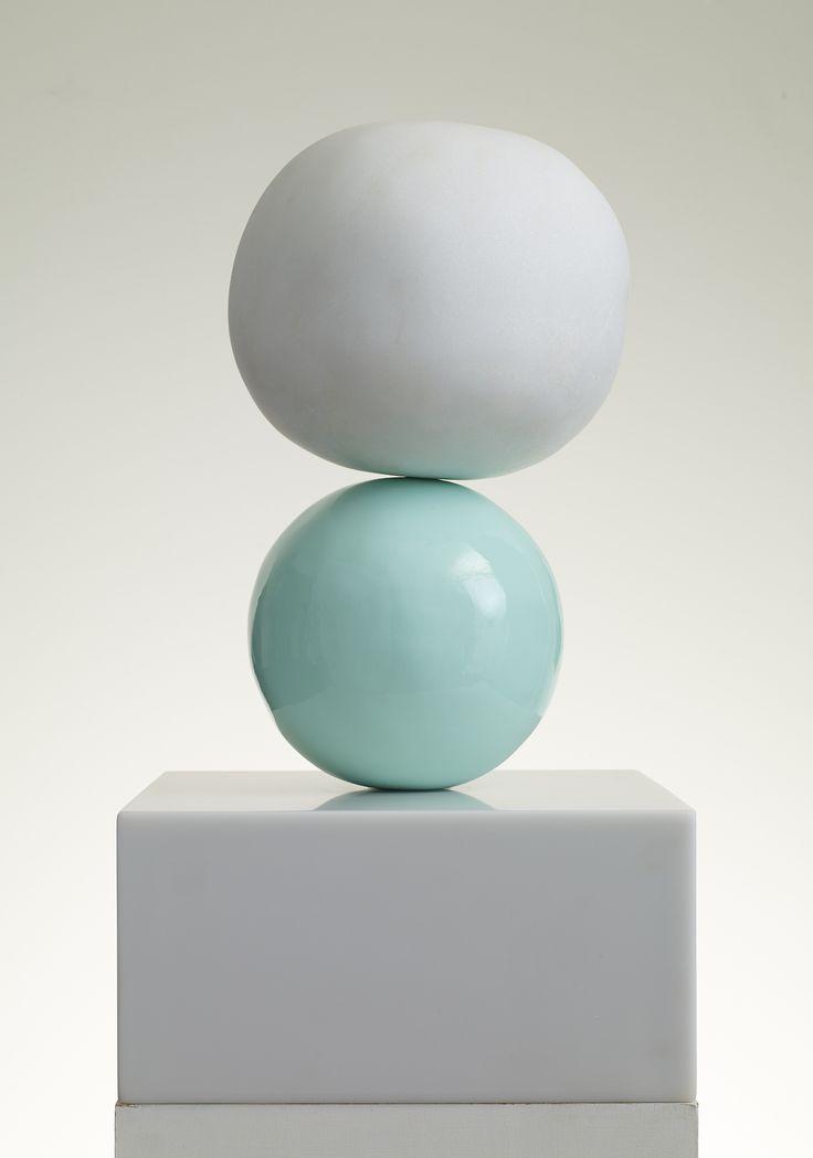 Gary Hume (marble) 2014