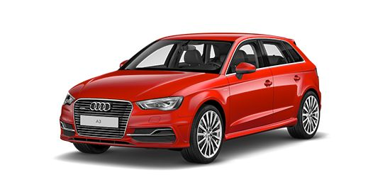 The advantages of electric driving without the restrictions - the Audi A3 Sportback eTron is the first premium compact car with plug-in hybrid drive as standard.