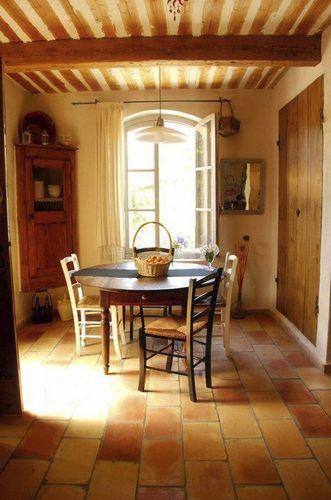 Baldosa de suelo / de terracota / rústica RECTANGULAR Ceramicas Antonio Aleman