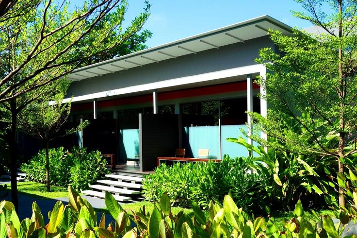die besten 25 bungalow koh samui ideen auf pinterest flitterwochen thailand bungalow lamai. Black Bedroom Furniture Sets. Home Design Ideas