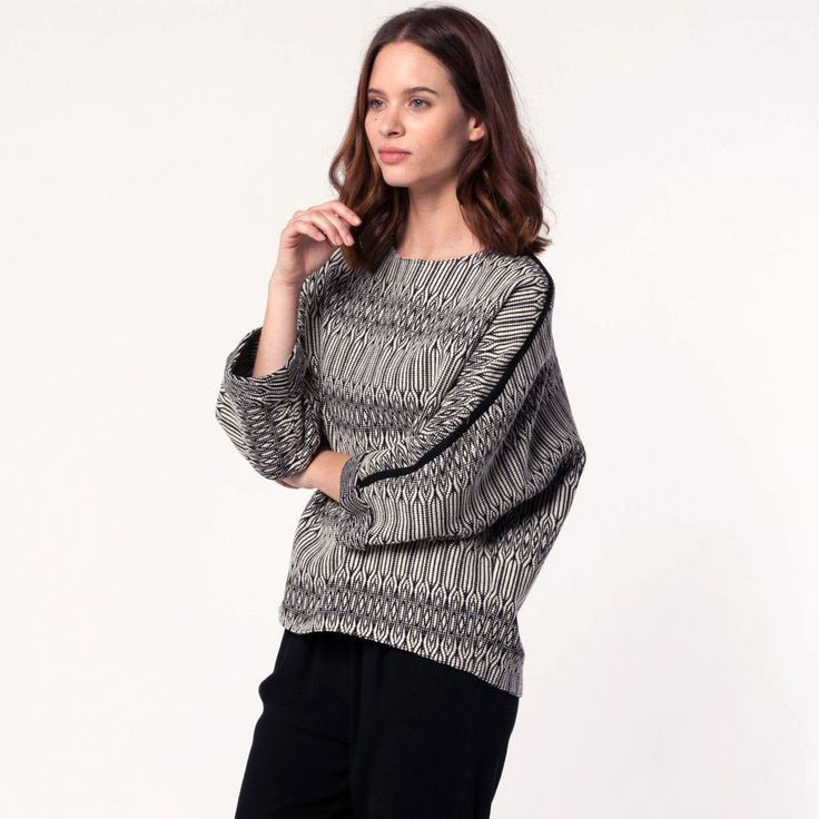 BA&SH Pull GAS oversize ! Taille 1 (36/38)
