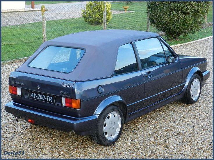 golf cabriolet bel air golf 1 cabriolet pinterest golf and bel air. Black Bedroom Furniture Sets. Home Design Ideas