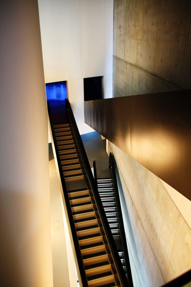 Zaha Hadid: Rosenthal Center For Contemporary Art, Cincinnati, OH.  Structural Engineering By