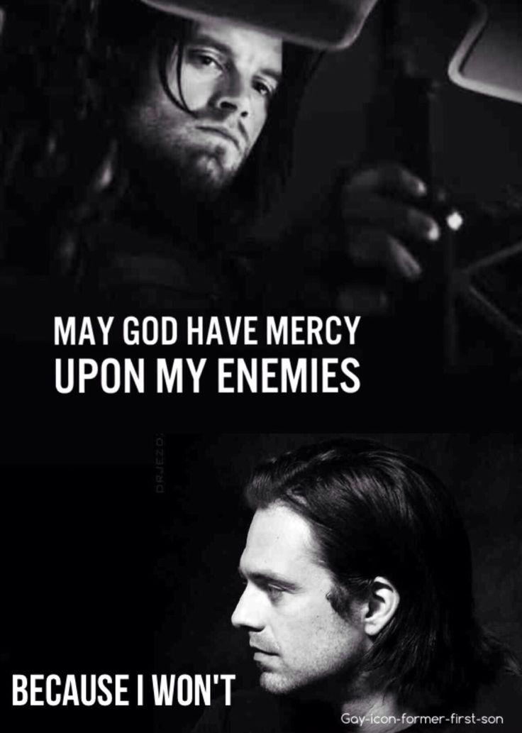 Bucky Barnes | The Winter Soldier <<< ooooooooohhhhh!!!