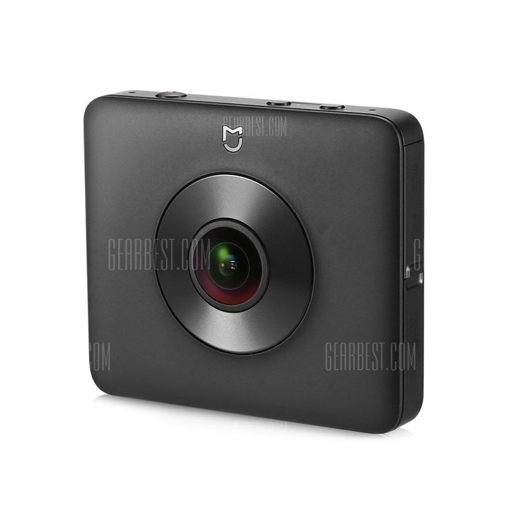 Just US$222.99 + free shipping, buy Xiaomi Mijia 3.5K Panorama Action Camera online shopping at GearBest.com.
