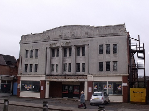 Former Regal Cinema - 23-27 Tamworth Street, Lichfield