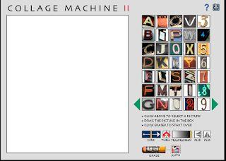 Collage Machine : Risorsa interattiva web che consente in maniera semplice e veloce di creare collage virtuali utilizzando simpatici effetti. E' necessario avere installato o installare Adobe Shockwave. Collage Machine.