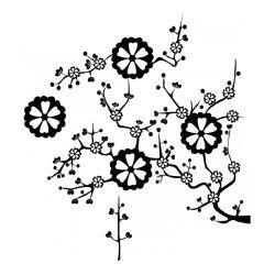 Best Stickers Fleur Et Nature Images On Pinterest Wall - Zen wall decalszen wall decals ki reih zen wall decals dezign with a z zen wall