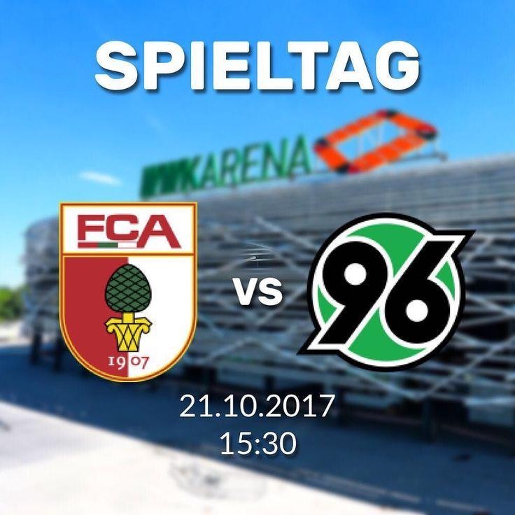 Auf gehts Jungs!!!! Die nächsten Punkte holen. Wer ist im Stadion heute????? . #fca #augsburg #fcaugsburg #fcah96 #hannover #heimspiel #heimsieg #bundesliga #rotgrünweiss #augsburgcity #augsburgerjungs #wwkarena #instadaily #instagood #bundesligageil #haunstetten #fussball #soccer #ig_today