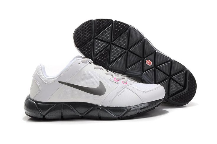 Nike Free XT Quick Fit Flywire Womens Summit White Black Laser Pink Cherry 415257 101 $49.91