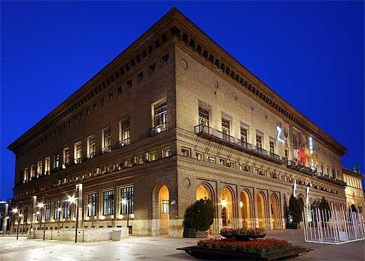 photo of zaragoza's city hall