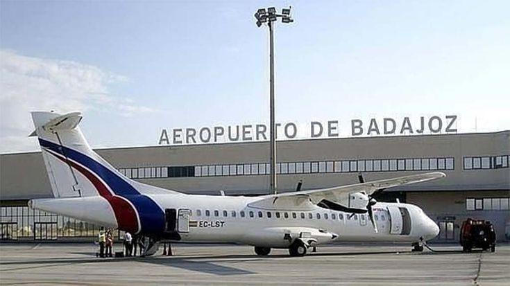 Aeroporto de Badajoz volta a operar para Madrid e Barcelona a partir de 18 de Fevereiro   Portal Elvasnews