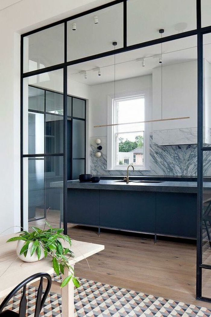 160 best verrière images on Pinterest Room dividers, Hall and