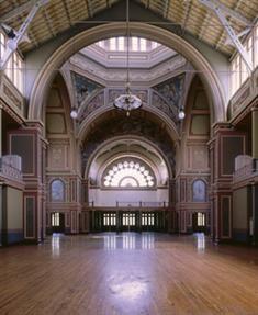 Royal Exhibition Building Tours : Royal Exhibition Building