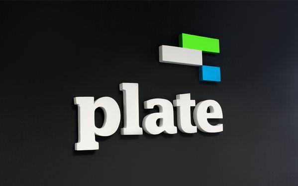 Plate by Anagrama , via BehanceDesign Brand, Anagram, Brand Design, Plates Logo Inspiration, Graphics Design, Branding Identity, Plates Logoinspir, Corporate Brand, App Design