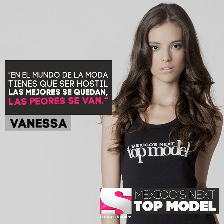 Mexico's Next Top Model 5 - Vanessa