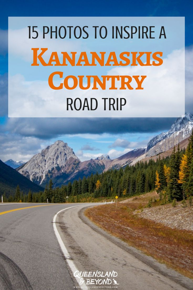 If the crowds in Banff National Park or along the Icefields Parkway are too much for you, go explore the Rockies in stunning Kananaskis Country, Alberta! Hiking and wildlife galore. A photo adventure in Canada. 🌐 Queensland & Beyond #canada #kananaskis #roadtrip