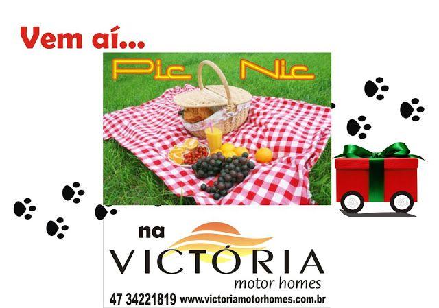 www.victoriamotorhomes.com.br : Que tal um picnic da Victória Motor Homes? Será no...