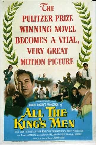 "1949 - Place 11 - ""All the King´s Men"" Robert Rossen"