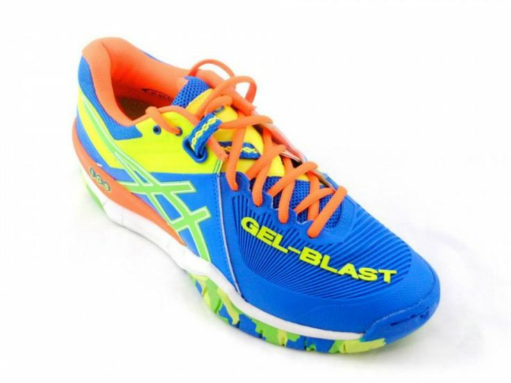 Details about ASICS GEL Blast 4 Womens indoor court shoes Badminton, Squash, Volleyball