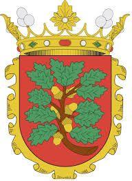 Escudo de la ciudad de Astorga, León. Spain