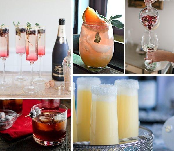 Niet alleen de zomer staat synoniem voor een lekkere cocktail, ook in de winter gaat zo'n drankje vlot binnen. Staan er deze periode nog feestjes op het programma? Pak dan uit met een zelfgemaakte cocktail in een winters jasje.