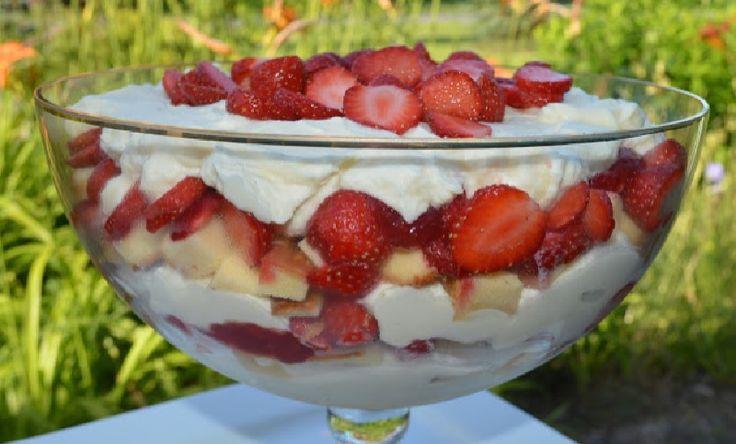 DÉLICIEUX ! Vous rappelez-vous de cette bagatelle aux fraises que cuisinaient nos grand-mères et nos mères ? Avec cette recette facile et délicieuse, vous pourrez en préparer une encore meilleure et vous régaler à souhait. Dans un grand bol, combinez 1 boîte de 300ml de lait concentré sucré et 1 ½ tasse (375ml) d'eau froide. …