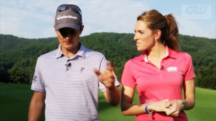 Golfing World reporter Cara Robinson meets Justin Rose to reflect on a momentous Ryder Cup and 2012 season.