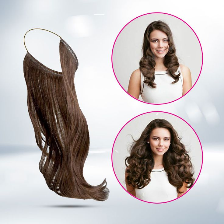 New Product Announcement -Secret Hair Extensions