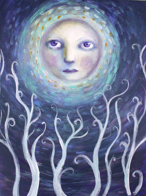 Poemas infantiles sobre la luna (pincha sobre la imagen y podrás leer un montón) / Poemes infantils sobre la lluna (puncha sobre la imatge i en llegiràs un grapat)