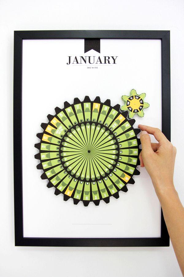 Calendar has never been so cool