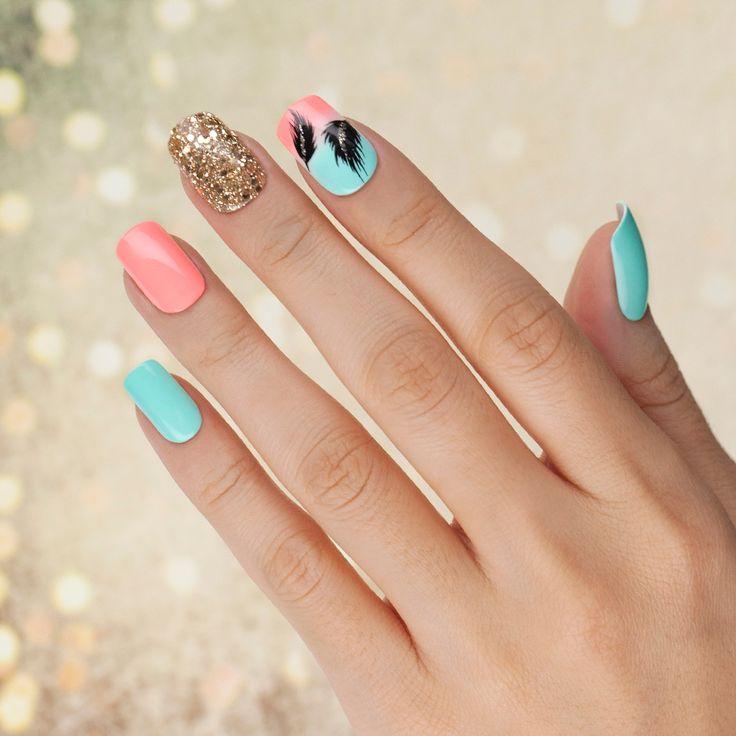 Designs To Get At A Nail Salon