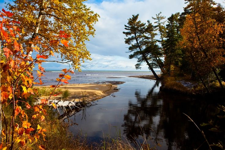 An Off the Beaten Path Fall Color Tour in the Central U.P ...