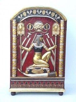R plicas de muebles egipcios decoraci n para semana for Replicas de muebles