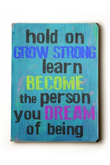 :): Wood Art, Wall Art, Growing Strong, Hold On, Motivation Quotes, Sales Events, Favorite Quotes, Start Shops And, Creative Quotes