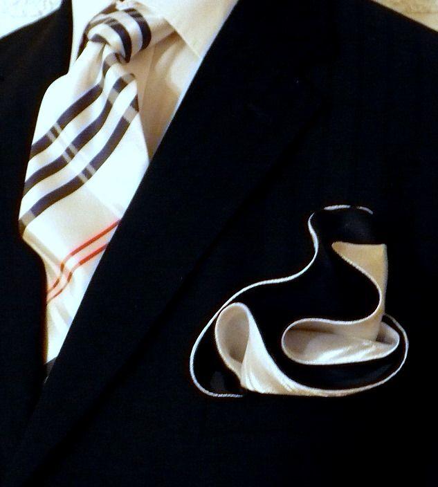 Sharp - Necktie Pocket■