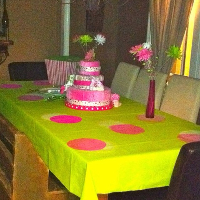 More Fabric Table Cover Ideas