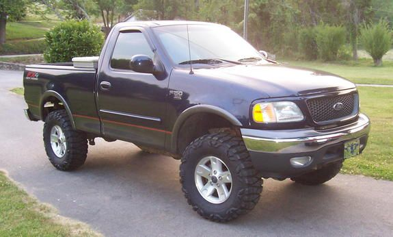 1999 f150 modifications | 2003 Ford F150 Regular Cab - asheville, NC owned by kse1988 Page:1 at ... Wheels and tires