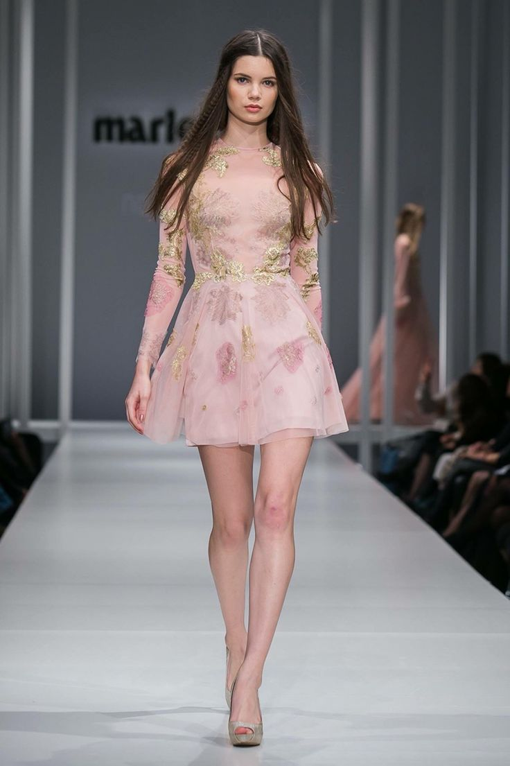 Nora Sarman / Dress Barbie / Marie Claire Fashion Days