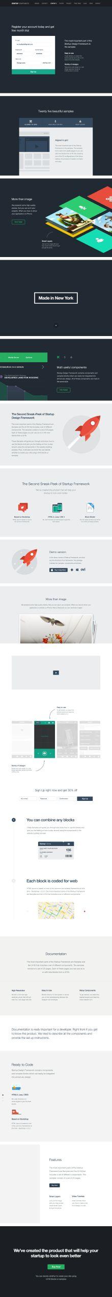 Startup Design Framework - Designmodo