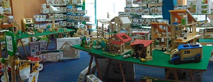 όλη η συλλογή της Plan Toys, είναι εδώ!
