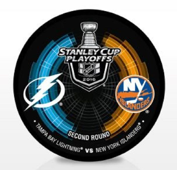 2016 #stanley cup puck playoffs #hockey nhl new york islanders tampa bay #lightni,  View more on the LINK: http://www.zeppy.io/product/gb/2/111979385635/