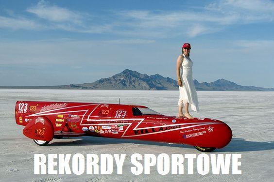 Eva Håkansson ze Szwecji ustanowiła rekord prędkości na zaprojektowanym i skonstruowanym przez siebie motocyklu 3-kołowym (387,32 km/h)! #RekordGuinnessa #Speed #Motocycle