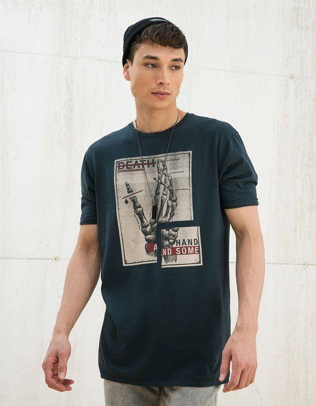 Camisetas - HOMBRE - HOMBRE - Bershka España