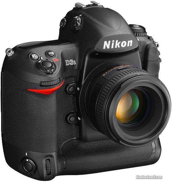 On my List :Nikon D3s 12MP FX, 9 FPS, 720p, $5,200